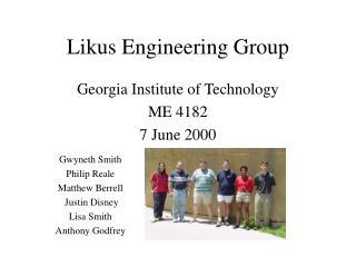 Likus Engineering Group