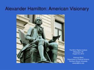 Alexander Hamilton: American Visionary