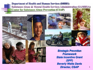 new visions in community mental health : substance abuse treatment