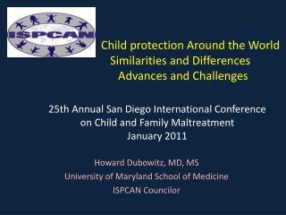 Child Maltreatment  – A Global Problem