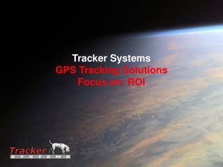 GPS Tracking..............
