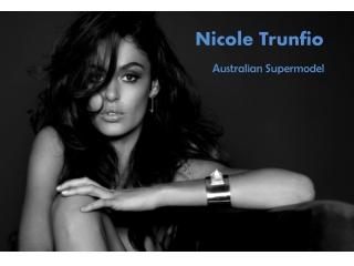 Nicole Trunfio - Australian Supermodel