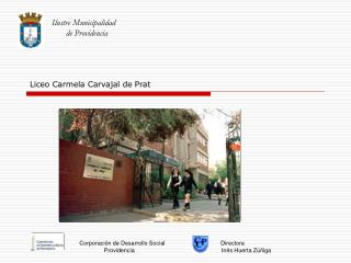 Liceo Carmela Carvajal de Prat