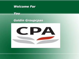 Certified Public Accountant Maryland