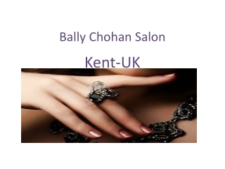 Bally Chohan Salon-UK