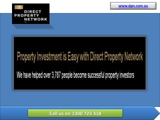 How to investment property