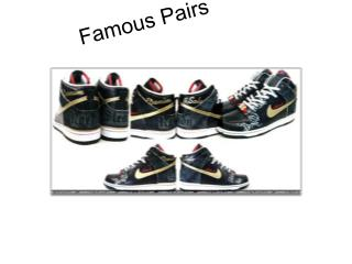 famous pairsfamous pairs