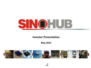 electronic components supply chain managementinvestor presentation