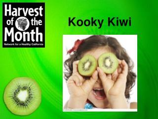 Kooky Kiwi