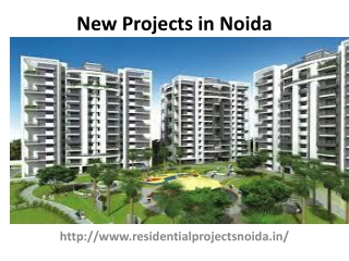 Residential Projects In Greater Noida