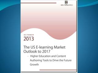 US E-learning Market