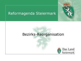 Reformagenda Steiermark