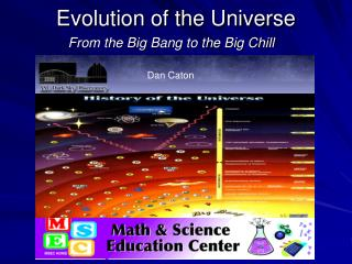 Evolution of the Universe
