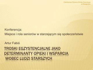 Państwowa Wyższa Szkoła Zawodowa w Oświęcimiu