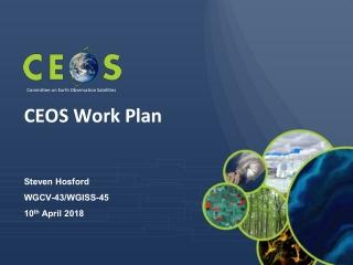 GEOSS Common Infrastructure Evolution