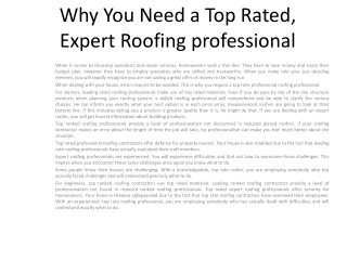 metal roofing manchester