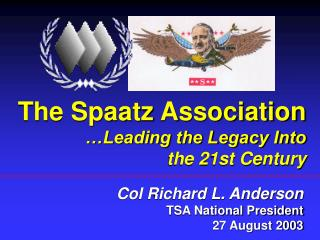The Spaatz Association (TSA)
