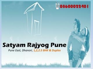 Satyam Rajyog Projcet Details