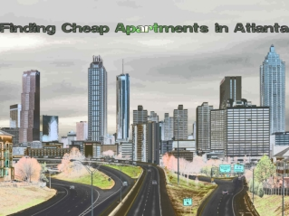 Finding Cheap Apartments in Atlanta