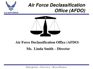 Air Force Declassification Office (AFDO)