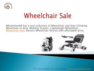 Portable Wheelchair and Stair Climbing Wheelchair Supplier i