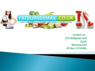 Fatburnermax