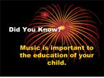 did you knowdid you know