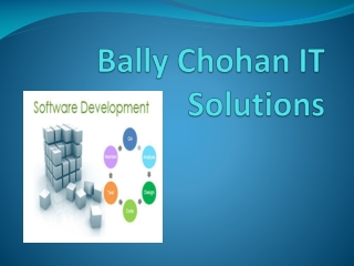Bally Chohan IT Solutions