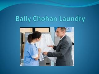 Bally Chohan Laundry