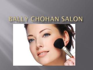 Bally Chohan Salon