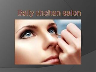 Bally Chohan Salon UK