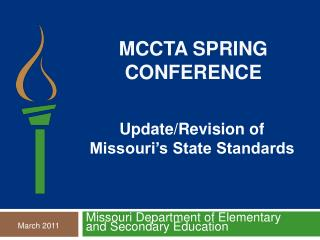 MCCTA Spring Conference