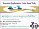 Company Registration Hong Kong Today
