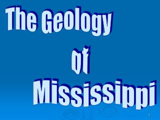The Geology
