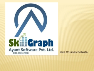 Java courses kolkata