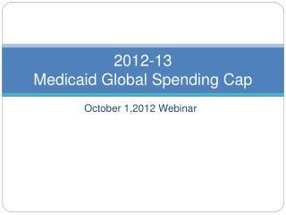 October 1,2012 Webinar