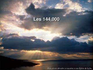 Les 144,000