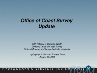 Office of Coast Survey