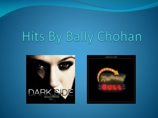 Hits By Bally Chohan