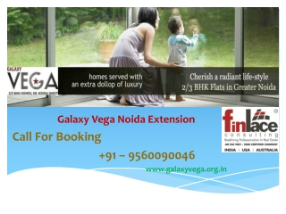 Galaxy Vega Noida Extension 9560090046