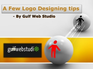 A few logo designing tips - by GulfWebStudio
