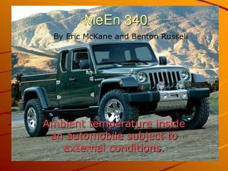 MeEn 340