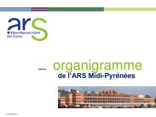 de l'ARS Midi-Pyrénées