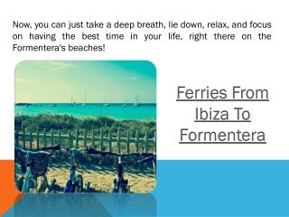 Formentera Beaches