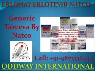 Erlonat Natco Generic Tarceva