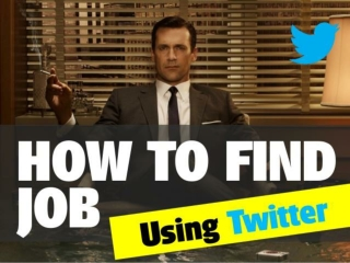 How To Find Job??