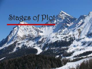 Stages of Plot