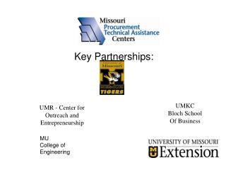 Key Partnerships: