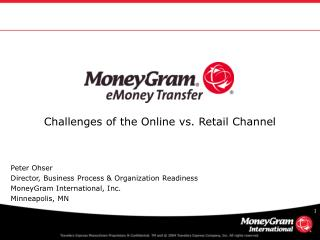 Challenges of the Online vs. Retail Channel