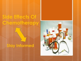 Side Effects of Chemotherapy